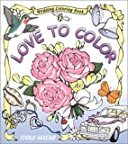 Love to Color : Wedding Coloring Book