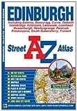 img - for Edinburgh Street Atlas (A-Z Street Atlas) book / textbook / text book