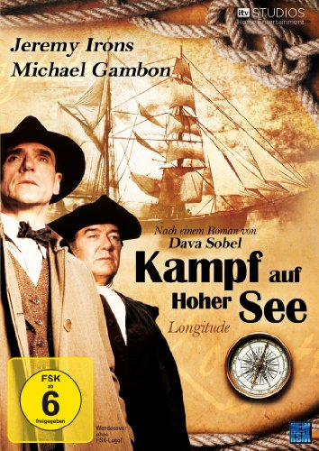 Kampf auf hoher See - Longitude (New Edition)