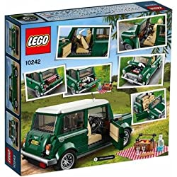 Lego Creator Mini Cooper Moving Gearshift And Handbrake Operational Doors, Hood And Trunk