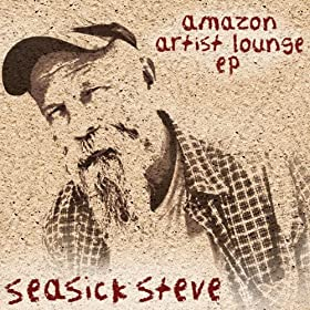 Seasick Steve Amazon Artist Lounge