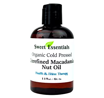 Unrefined Macadamia Nut Oil