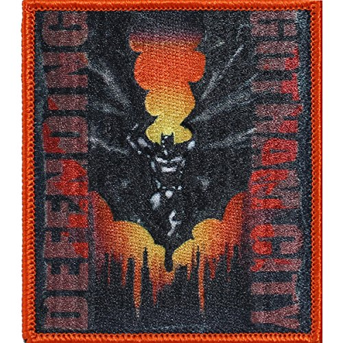 Batman DC Comics Defending Gotham Patch