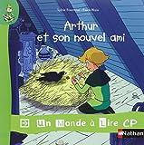 Album 5 : Arthur et son nouvel ami CP cover image