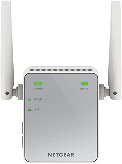 Netgear EX2700-100PES Répéteur Wi-Fi N300