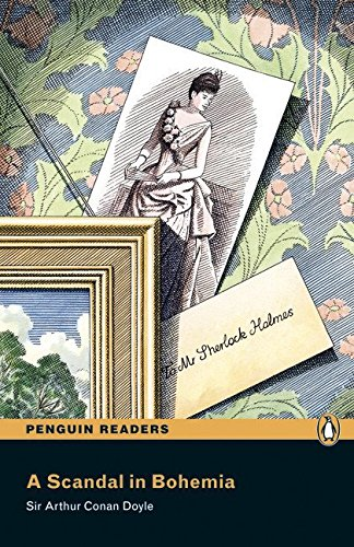 penguin-readers-3-scandal-in-bohemia-book-mp3-pack-pearson-english-graded-readers