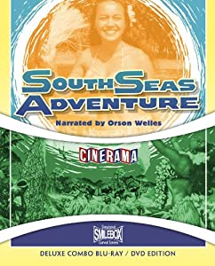 Cinerama: South Seas Adventure [Blu-ray] [Import]