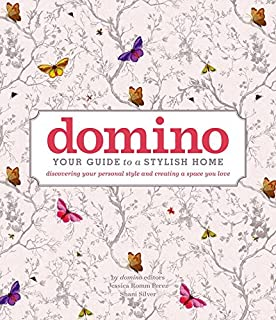 Book Cover: domino: Your Guide to a Stylish Home