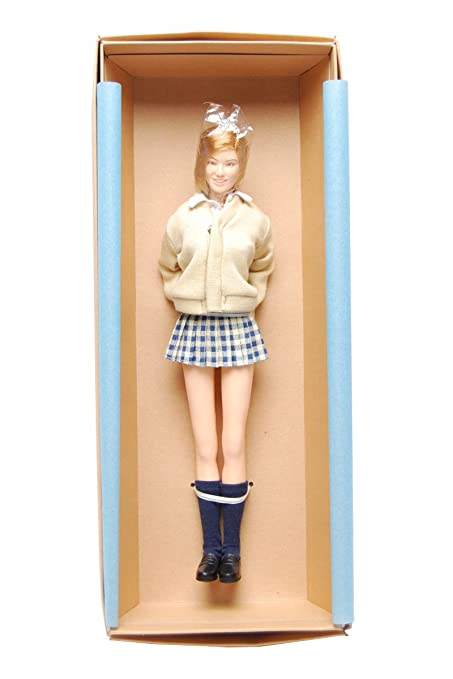 Lindagirl Collecton Real - Miho 1 (Soft Vinyl Figure)