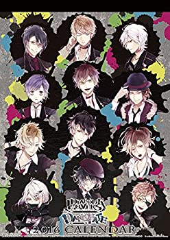 DIABOLIK LOVERS  DARK FATE 2016年 カレンダー 壁掛け A2