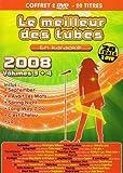 echange, troc Le Meilleur Des Tubes En Karaoké : Coffret 2008 Volumes 3 & 4