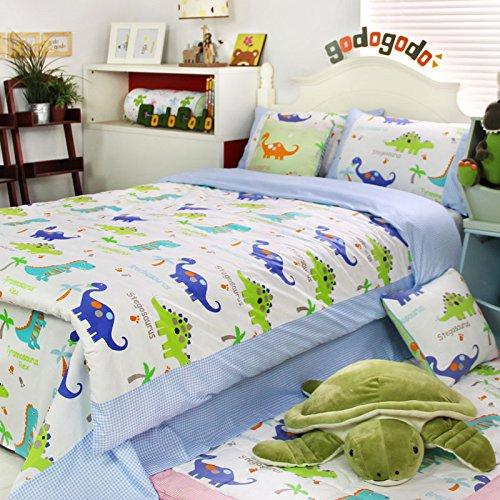 Dinosaur Kids Bedding 317 front
