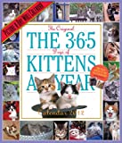 365 Kittens-a-Year 2012 Calendar (Picture-A-Day Wall Calendars)