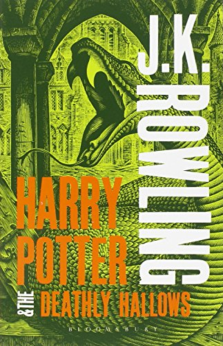 Harry Potter Book Cover Ly Hallows : Harry potter and deathly hallows adult