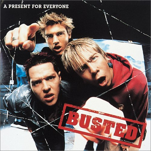 Original album cover of A Present for Everyone by Busted
