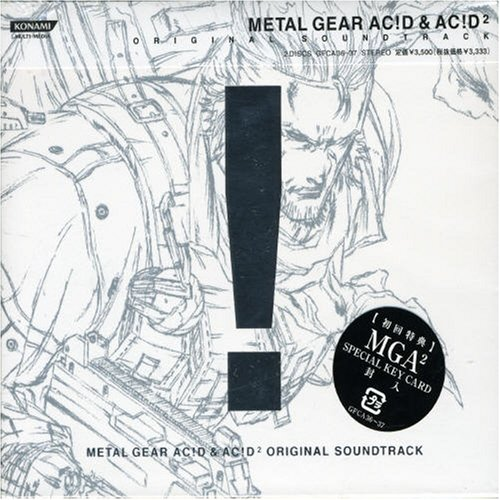Metal Gear Acid 1 & 2 (Metal Gear Acid 2 compare prices)