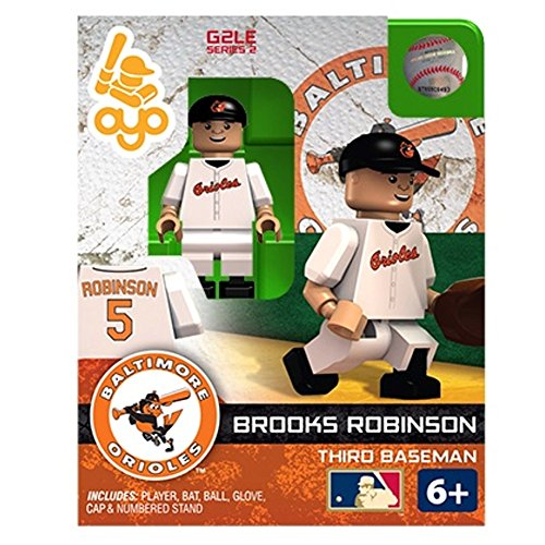 Brooks Robinson OYO Generation 2 G2 Baltimore Orioles HOF MLB LE Mini Figure - 1