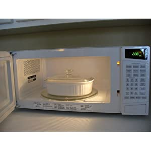 PEM31DMWW%2D Profile Spacemaker II%2DCountertop Microwave Oven %2D White