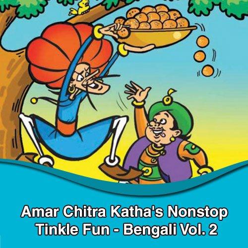 Amar-Chitra-Kathas-Nonstop-Tinkle-Fun-Vol-2-Bengali-Set-of-3-books