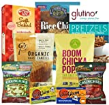 Healthy Gluten Free Snack Supply Box: 9 Pack