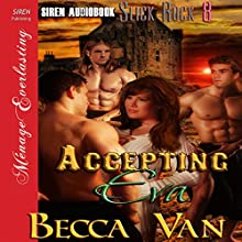 Accepting Eva: Slick Rock 8 (       UNABRIDGED) by Becca Van Narrated by Ravyn Knight