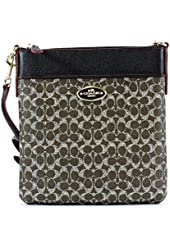 Coach Signature Courier Crossbody 53006