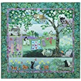 Wind in the Whiskers McKenna Ryan Pine Needles Complete Set 7 Quilt Patterns