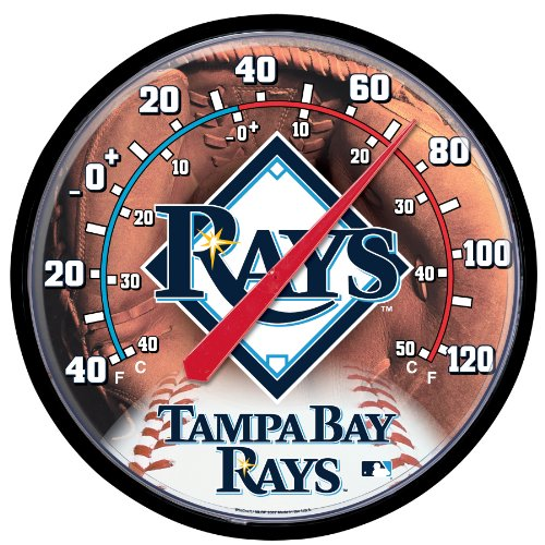MLB Tampa Bay Rays Thermometer