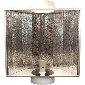 An air-cooled hood for a 600W HPS light