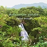 Relaxation guidée. pause dans la nature