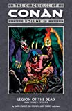 img - for The Chronicles of Conan Volume 26: Legion of the Dead and Other Stories book / textbook / text book