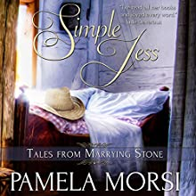 Simple Jess (       UNABRIDGED) by Pamela Morsi Narrated by Kevin Clay