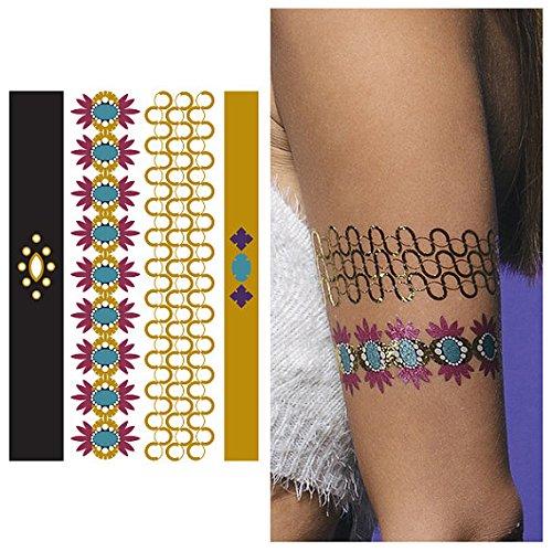 tattify-tatouages-temporaires-or-et-bijou-brassard-les-bijoux-de-la-couronne-feuille-4-set-de-1-feui