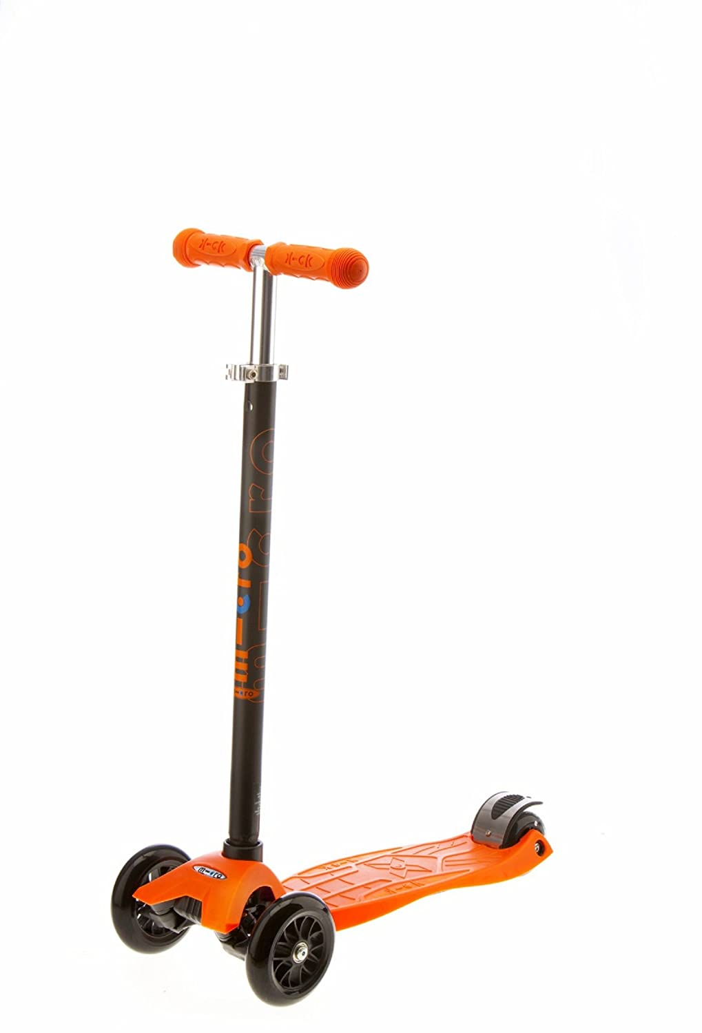 ORANGE with T-Bar Steering