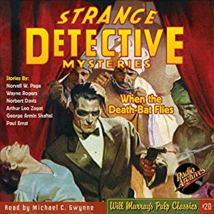 Strange Detective Mysteries 1, October 1937 Audiobook