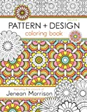 Pattern and Design Coloring Book: 1