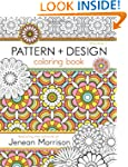 Pattern and Design Coloring Book (Vol...