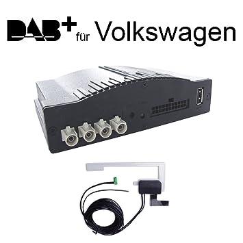 DAB+ Interface Radio Numérique Pour VW Amarok, Beetle 5C
