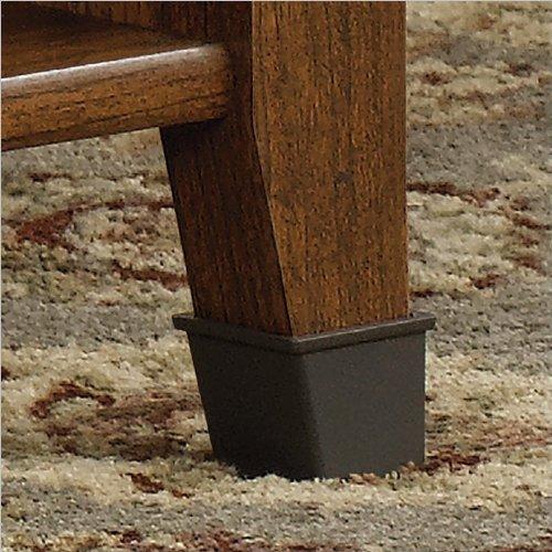 Carson forge lift top coffee table washington cherry finish new ebay
