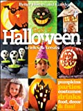 : Halloween Tricks & Treats (Better Homes and Gardens) (Better Homes and Gardens Cooking)