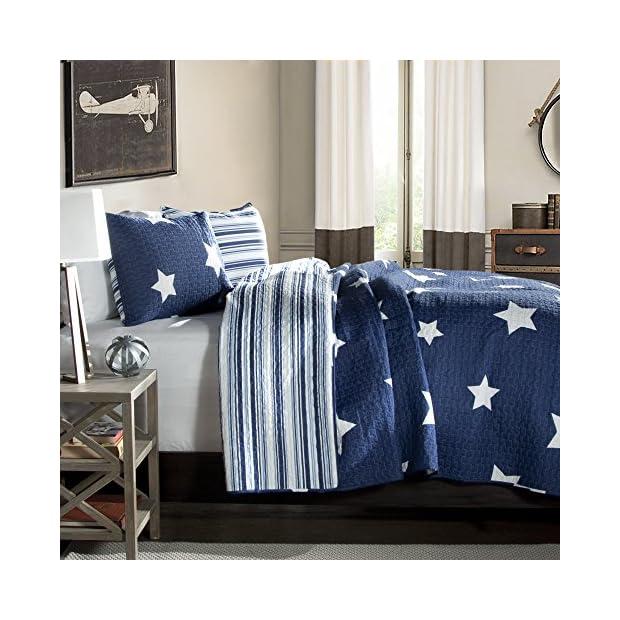 Star 3 piece Quilt