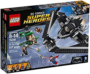 LEGO Super Heroes Heroes of Justice Sky High Battle