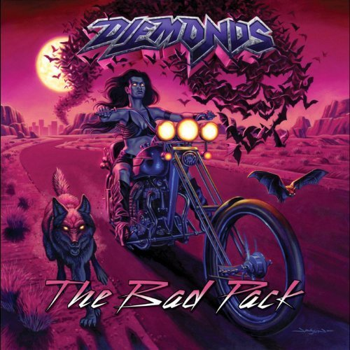 Bad Pack Import Edition by Diemonds (2012) Audio CD