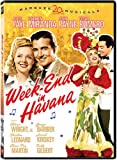 NEW Weekend In Havana (DVD)