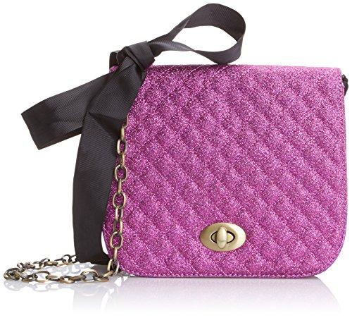 Darling (Shoes & Bags) Tania Saddle Bag, Borsa a spalla donna Rosa Magenta
