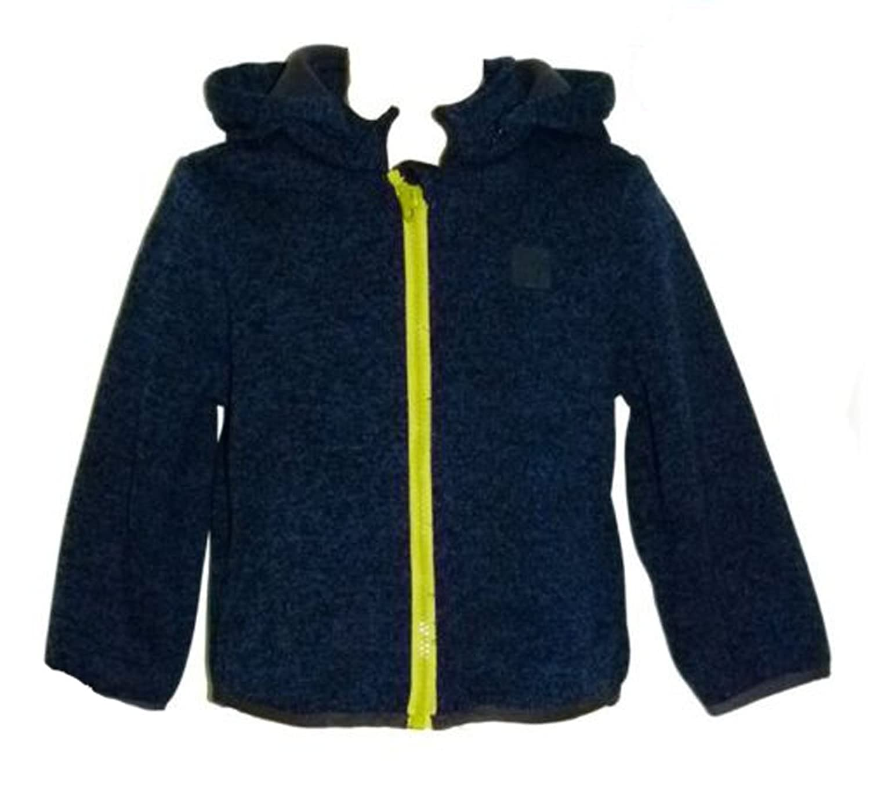 S.OLIVER Jacke / Übergangsjacke in Strickoptik Gr. 80 in DUNKELBLAU MELANGE (55W8) online kaufen