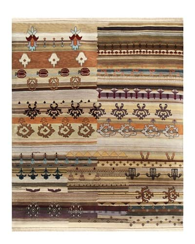 Jaipur Rugs Originals Artisan Series Tribal Hand-Knotted Rug, Multi, 8' x 10'
