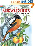 The Birdwatcher's Coloring Book (Dover Nature Coloring Book)