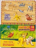 img - for Disney's Lion King (Find and Fit Storybook) book / textbook / text book