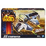 Obi-Wan's Jedi Starfighter Star Wars Episode III Saga Legends Vehicle